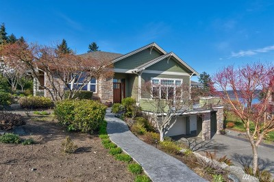 Pierce County Single Family Home For Sale: 2117 87th St Ct NW