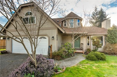 Bothell Single Family Home For Sale: 16624 26th Ave SE