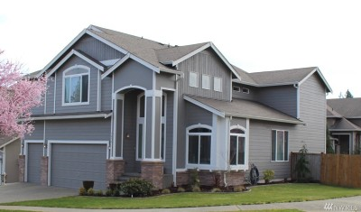 Olympia Single Family Home For Sale: 3839 Starling Dr NW