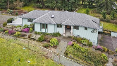 Spanaway Single Family Home For Sale: 27810 16th Ave E