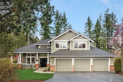 Woodinville Single Family Home For Sale: 20118 NE 186th Ct