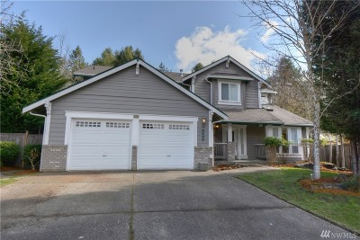 Tumwater Single Family Home For Sale: 3684 Cassie Ct SW