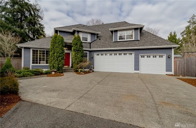 Kenmore Single Family Home For Sale: 7210 NE 147th Place