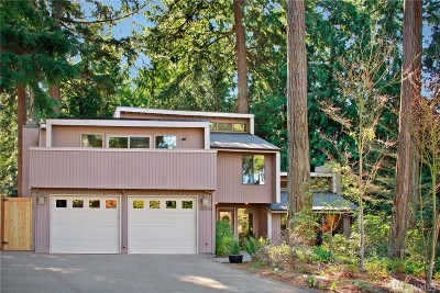Edmonds Single Family Home For Sale: 9036 186th Place SW