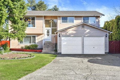 Everett Single Family Home For Sale: 808 91st Place SE
