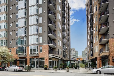 Condo/Townhouse Sold: 2801 1st Ave #709