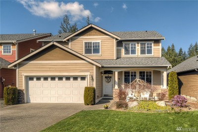 Olympia Single Family Home For Sale: 8628 28th Wy SE