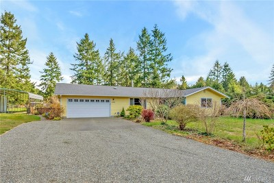 Olympia Single Family Home For Sale: 8509 58th Ave SE
