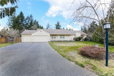 Spanaway Single Family Home For Sale: 23404 49th Ave E