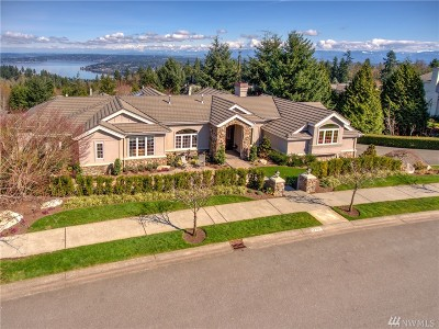 Bellevue Single Family Home For Sale: 17790 SE 58th Place