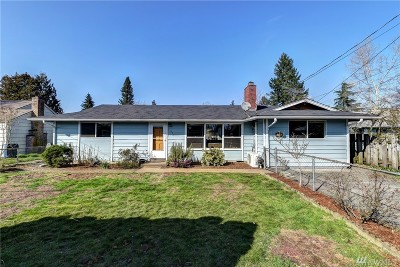 Monroe Single Family Home For Sale: 635 Roberts St