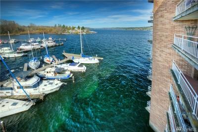 Seattle WA Condo/Townhouse For Sale: $420,000