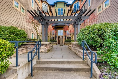 Bothell Condo/Townhouse For Sale: 15700 116th Ave NE #108