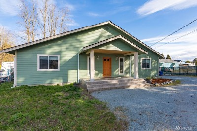 Sedro Woolley Single Family Home For Sale: 1210 Warner St