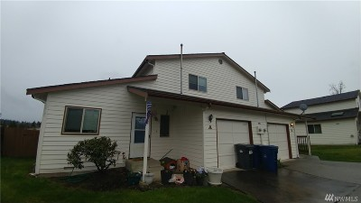 Mount Vernon Multi Family Home For Sale: 806 S 22nd Place #A&B