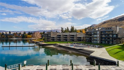 Chelan County, Douglas County Condo/Townhouse For Sale: 103 N Park St #331