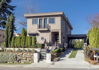 Kirkland Single Family Home For Sale: 1315 3rd St