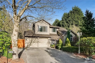Everett Single Family Home For Sale: 14117 57th Dr SE