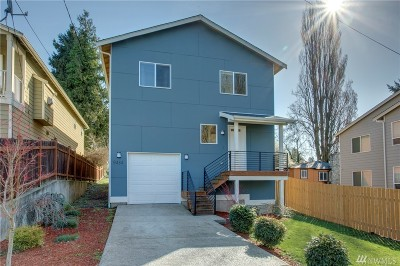 Seattle Single Family Home For Sale: 9434 37th Ave S
