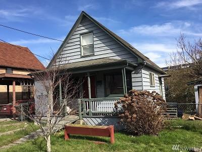Everett Single Family Home For Sale: 3315 Pine St