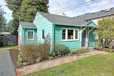Seattle Single Family Home For Sale: 11745 Bartlett Ave NE