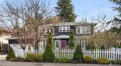 Kirkland Single Family Home For Sale: 1210 5th St