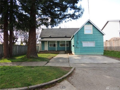Chehalis Single Family Home For Sale: 635 NW Ohio Ave