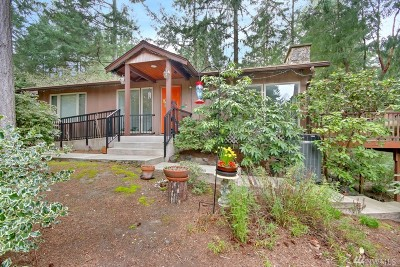Gig Harbor Single Family Home For Sale: 1419 Lucille Pkwy NW
