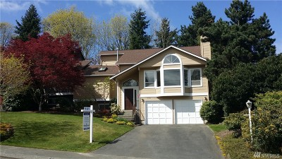 Woodinville Single Family Home For Sale: 14617 134th Ave NE