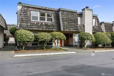 Everett Condo/Townhouse For Sale: 12600 4th Ave W #3A