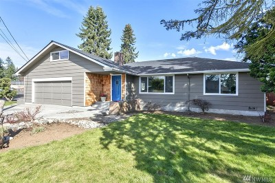 Marysville Single Family Home For Sale: 6727 47th Ave NE