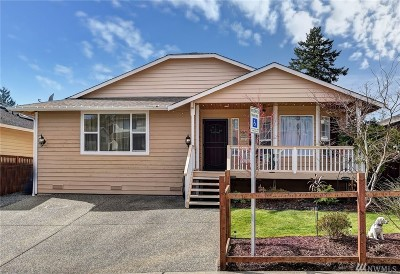 Marysville Single Family Home For Sale: 5406 79th Ave NE