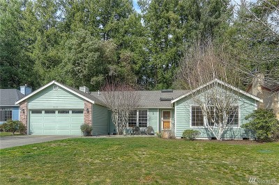 Lacey Single Family Home For Sale: 3520 22nd Wy NE