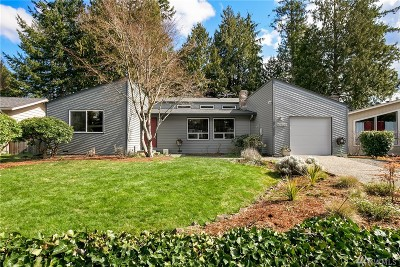 Bothell Single Family Home For Sale: 17529 24th Ave SE