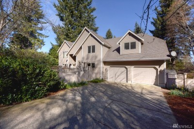 Olympia Single Family Home For Sale: 7741 78th Lp NW
