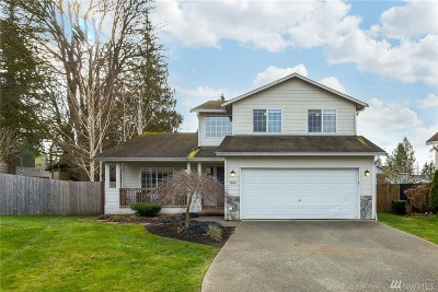 Lake Stevens Single Family Home For Sale: 11214 18th Place SE
