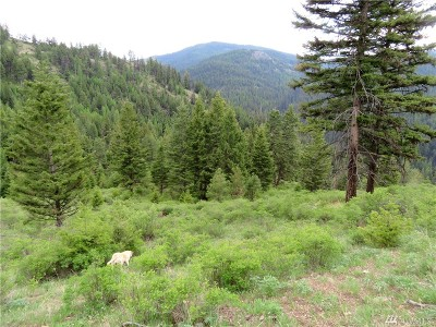 Residential Lots & Land For Sale: Cougar Creek Rd