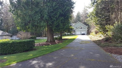 Gig Harbor Single Family Home For Sale: 7910 Springfield Dr NW