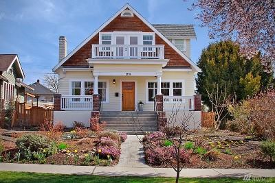 Everett Single Family Home For Sale: 1219 Hoyt Ave