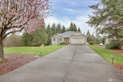 Graham Single Family Home For Sale: 15817 269th St E