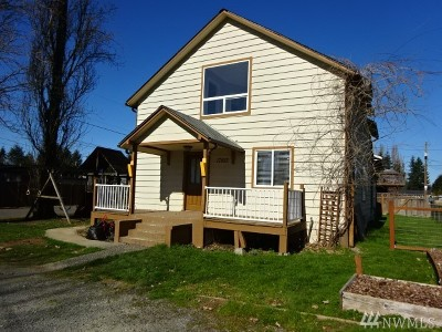 Single Family Home Sold: 17523 160th St SE
