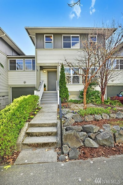 Seattle Single Family Home For Sale: 3115 S Frontenac St
