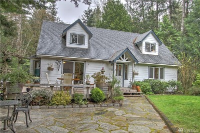 Point Roberts Single Family Home For Sale: 118 Park Dr