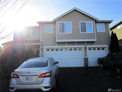 Puyallup Single Family Home For Sale: 8714 186th St E