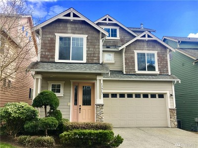 Bothell Condo/Townhouse For Sale: 17917 19th Ave SE #21