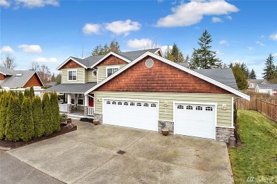 Edmonds Single Family Home For Sale: 14820 50th Ave W