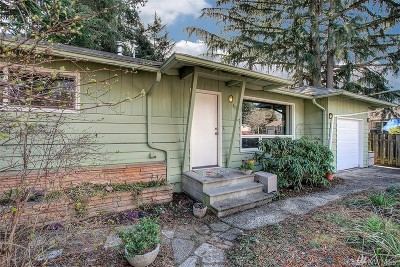 Seattle Single Family Home For Sale: 6107 S Hazel St