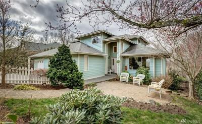 Bellingham Single Family Home For Sale: 2925 Niagara St