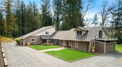 Fall City Single Family Home For Sale: 34920 SE Fall City Snoqualmie Rd