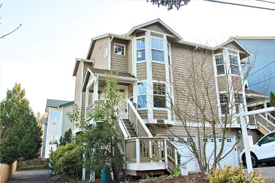 Seattle Single Family Home For Sale: 1229 NE 135th St